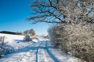 Wintertraum im Quellgebiet der Kyll