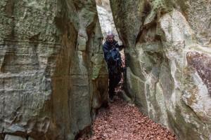 Felsenlabyrinth der Eulenburg