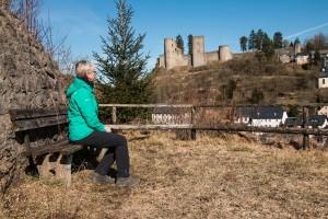 Märchenhafte Kulisse: Burg Schönecken