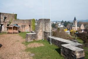 Die Ringmauer