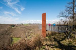 Spektakulär: Der Eifelblick Achterhöhe