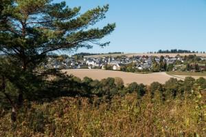 Blick auf Müllenbach
