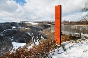 Die Achterhöhe im Winter