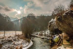 Der Nohner Wasserfall