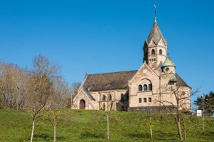 Mirbach, Erlöserkirche