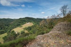 Blick in das Tal der Kleinen Kyll