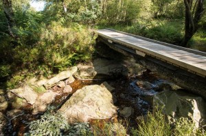 Brücke über den Trôs Marêt