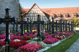 Der Historische Friedhof in Segringen